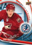 2011-12 Upper Deck National Hockey Card Day USA #11 Andy Miele